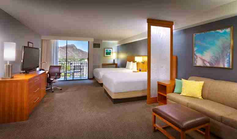 Hyatt Place Waikiki (photo courtesy of hotel)