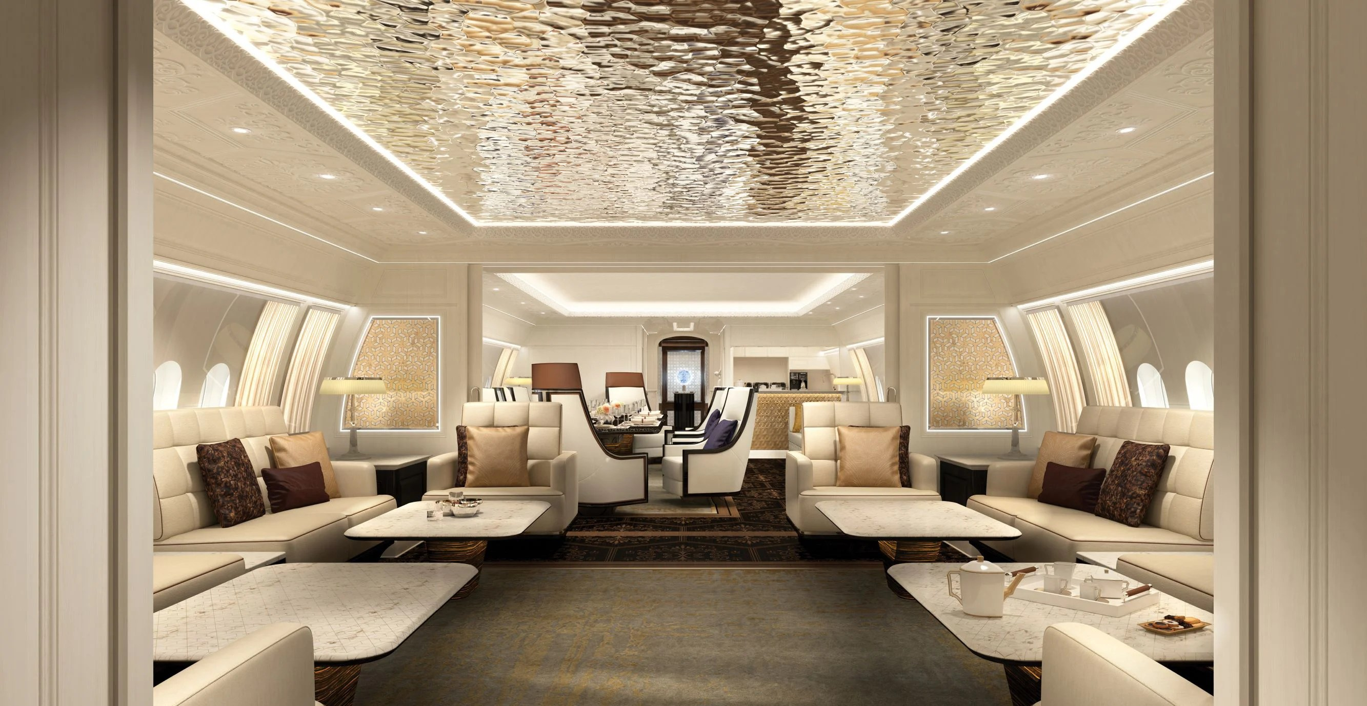 Create Your Own Worlds Longest Flight On Boeings Private 777x