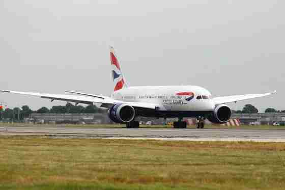LONDON, UK: British Airways