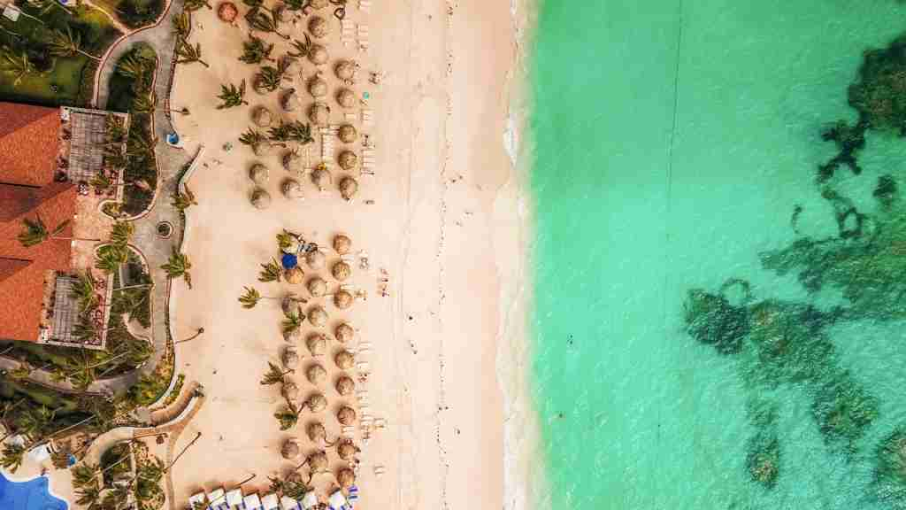Punta Cana, Dominican Republic. (Photo by Justin Aikin / Unsplash)