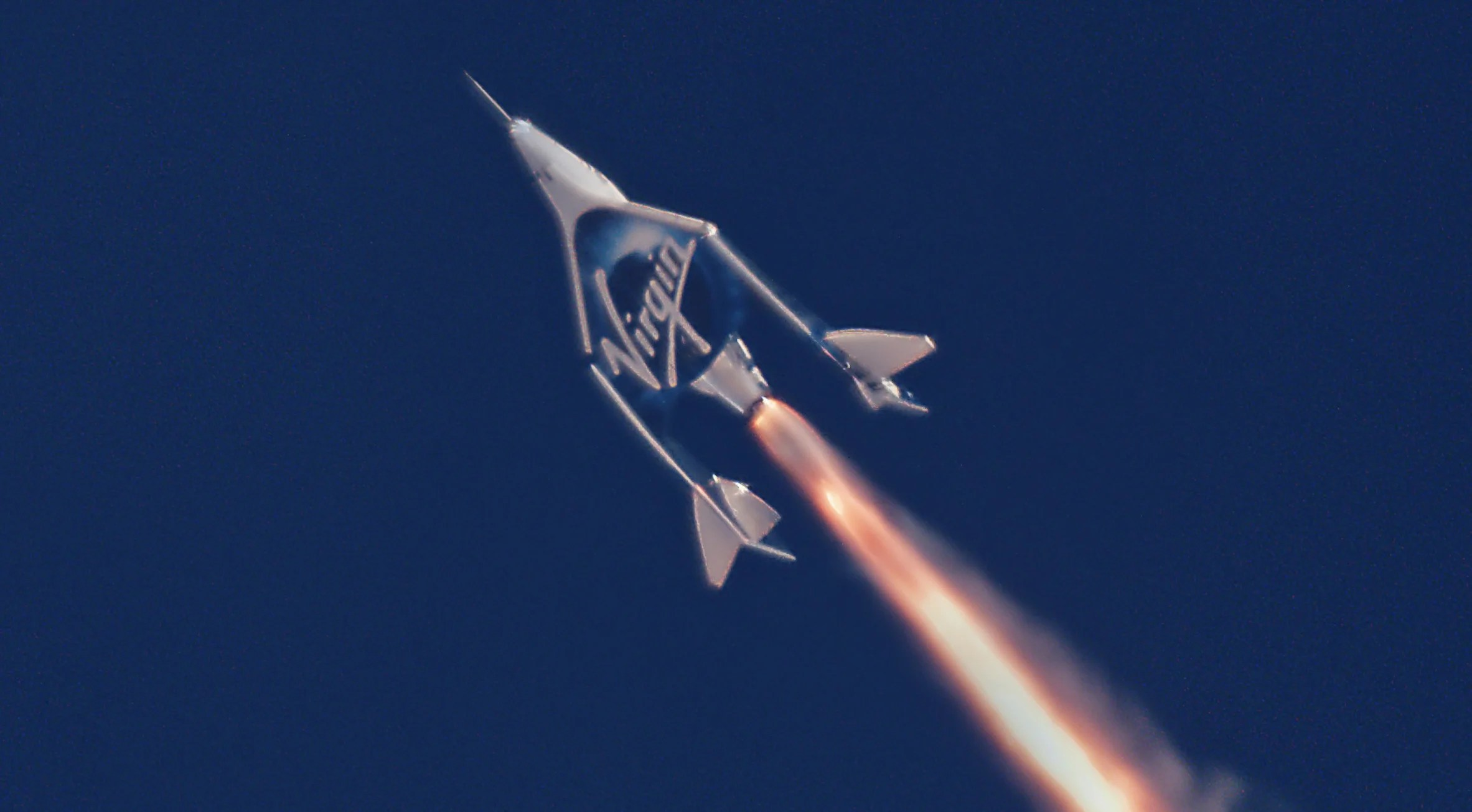 Virgin Galactic Just Went to Space for the First Time