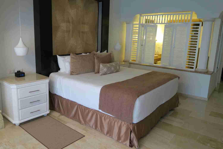 My room at Paradisus Palma Real.