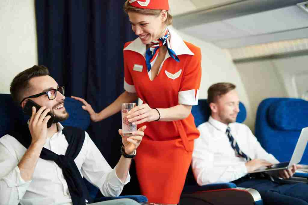 Dressing up for your flight might improve your chances of getting treated extra special while on a flight. (Photo via Shutterstock)