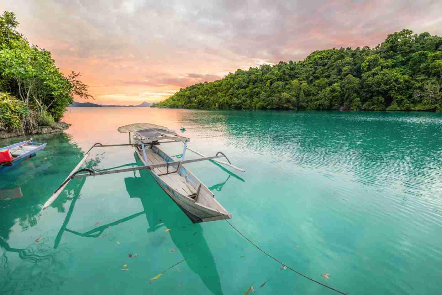 Togian Island. (Photo via Shutterstock)