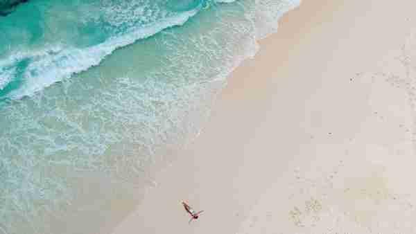 The Anse Macquereau beach in Grand Anse, Seychelles. (Photo by Alin Meceanu via Unsplash)