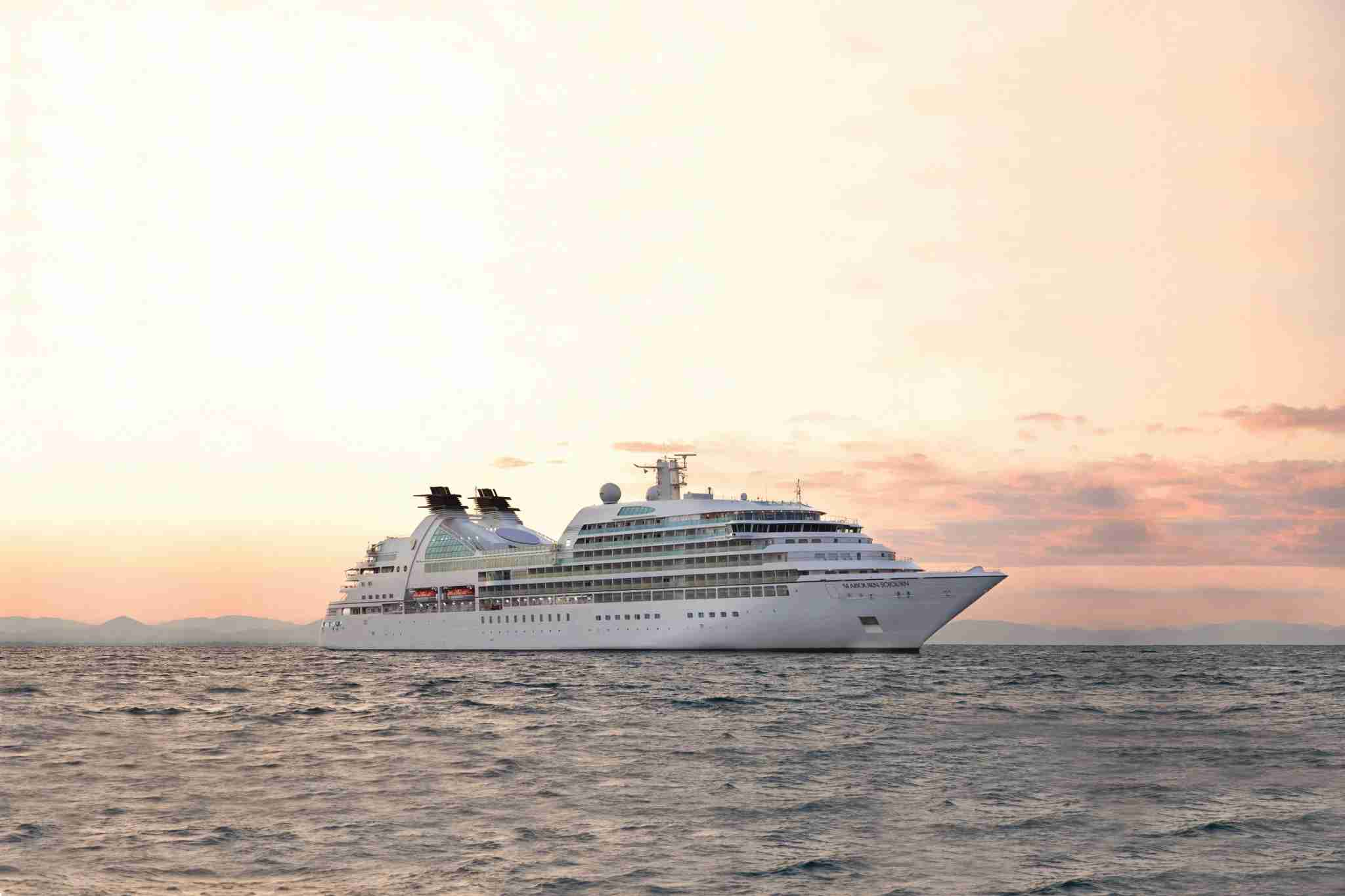 Photo courtesy Michel Verdure / Seabourn.