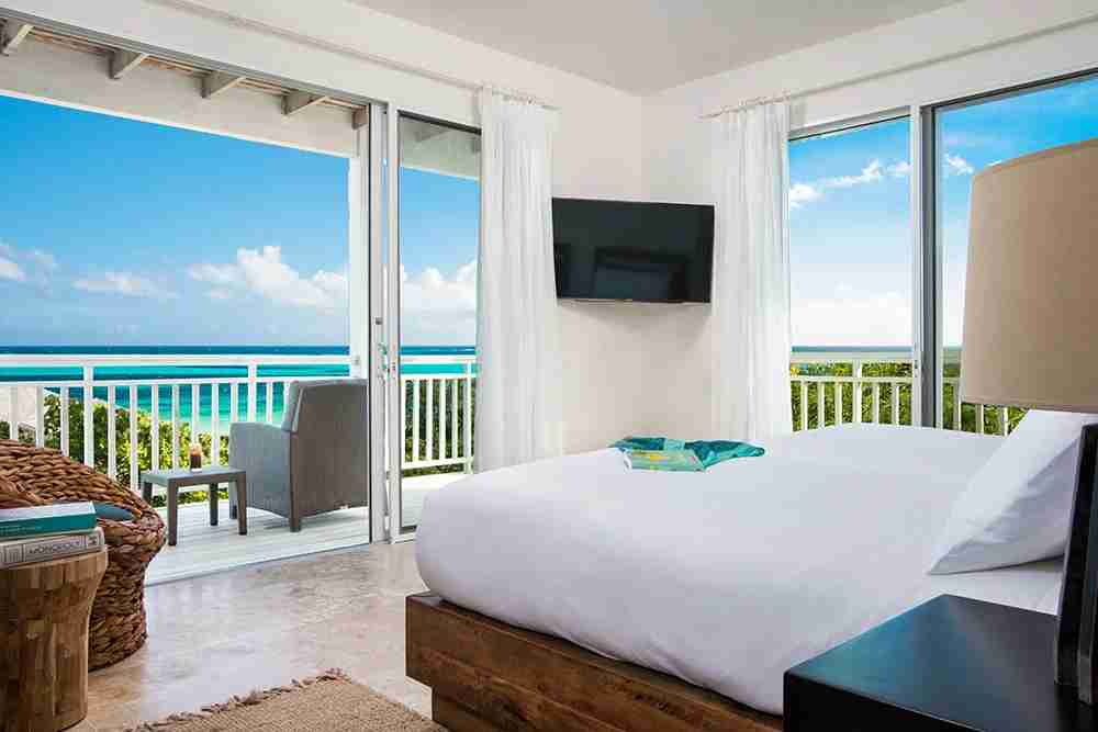 Image courtesy of Sailrock Resort in Turks and Caicos