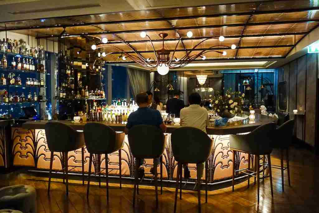 The Loft at the Waldorf-Astoria Bangkok. (Photo by Eric Rosen / The Points Guy)