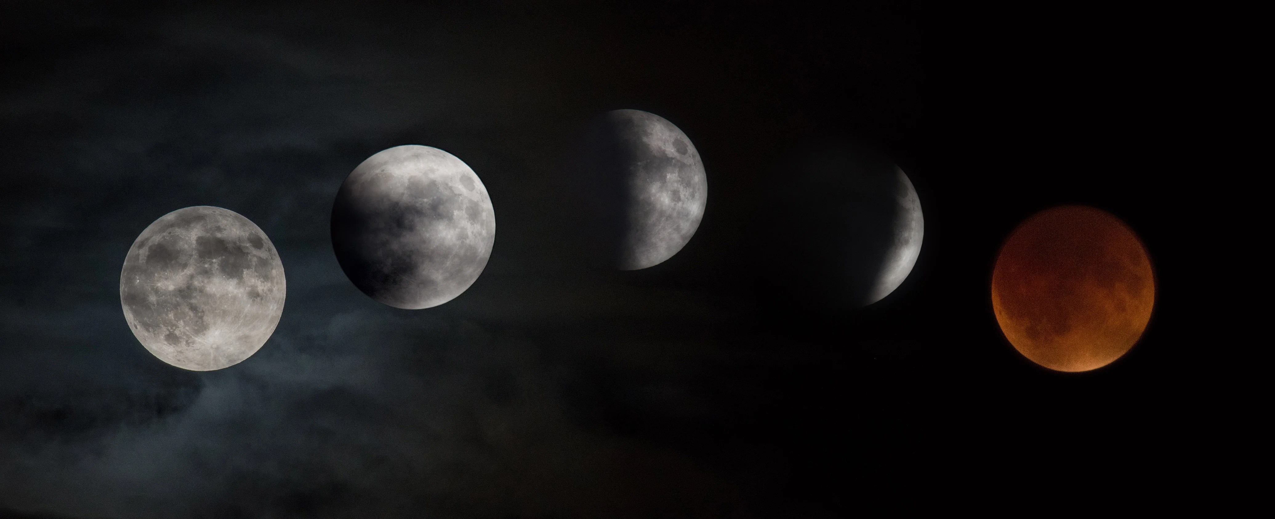 Here's Where You Can See Sunday's Total Lunar Eclipse