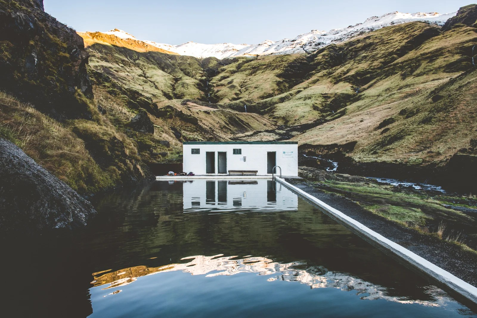 10 Icelandic Hot Springs That Are Cooler Than the Blue Lagoon