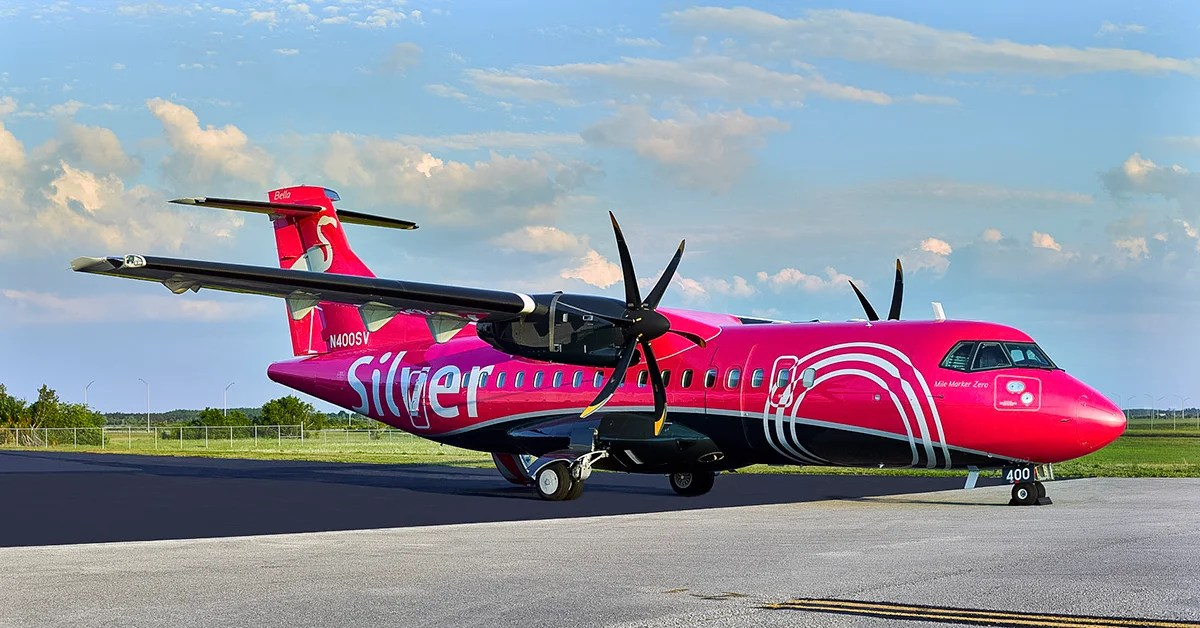Delta adds Caribbean codeshare destinations with Silver Airways