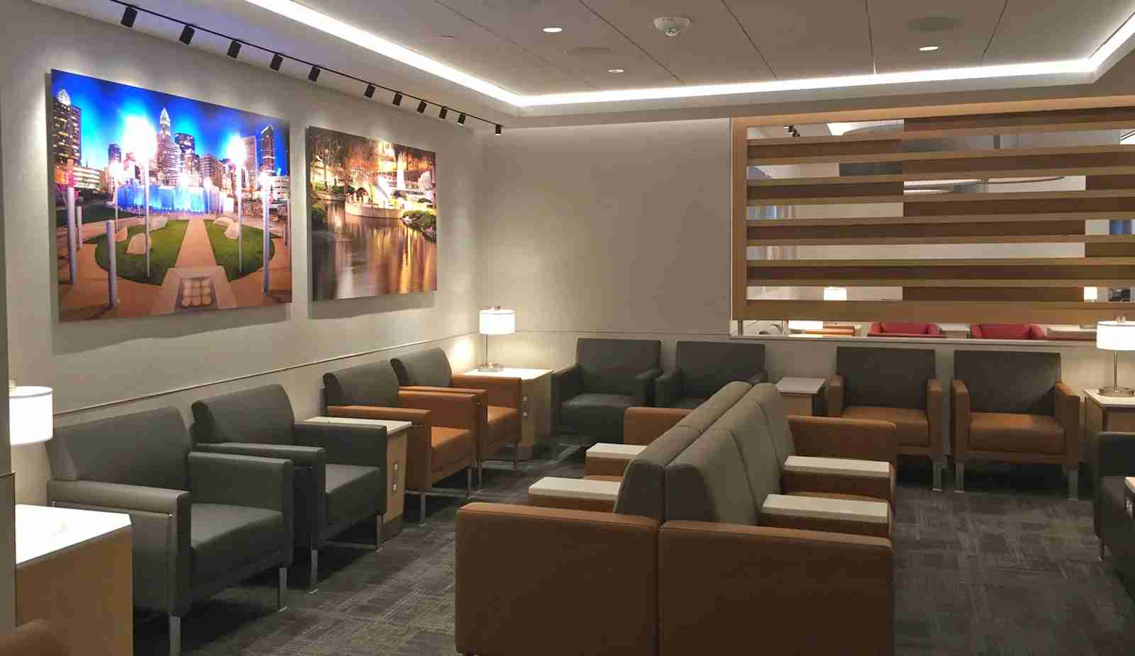 The Executive card provides an Admirals Club Membership. (Photo by Tony Mecia for TPG)