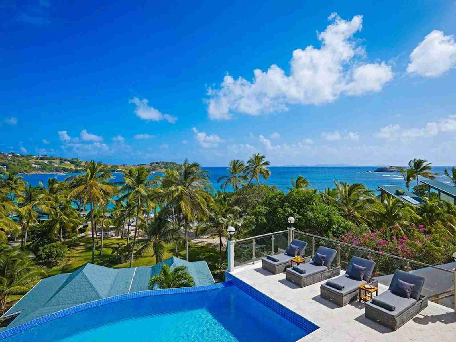 (Bequia Beach Hotel. Photo courtesy of Bequia Beach Hotel)