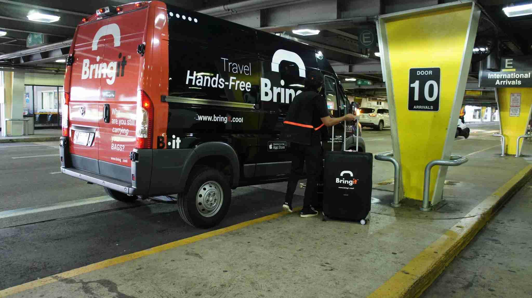 BringIt Truck
