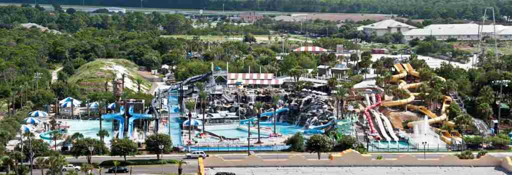 Big Kahuna waterpark Destin