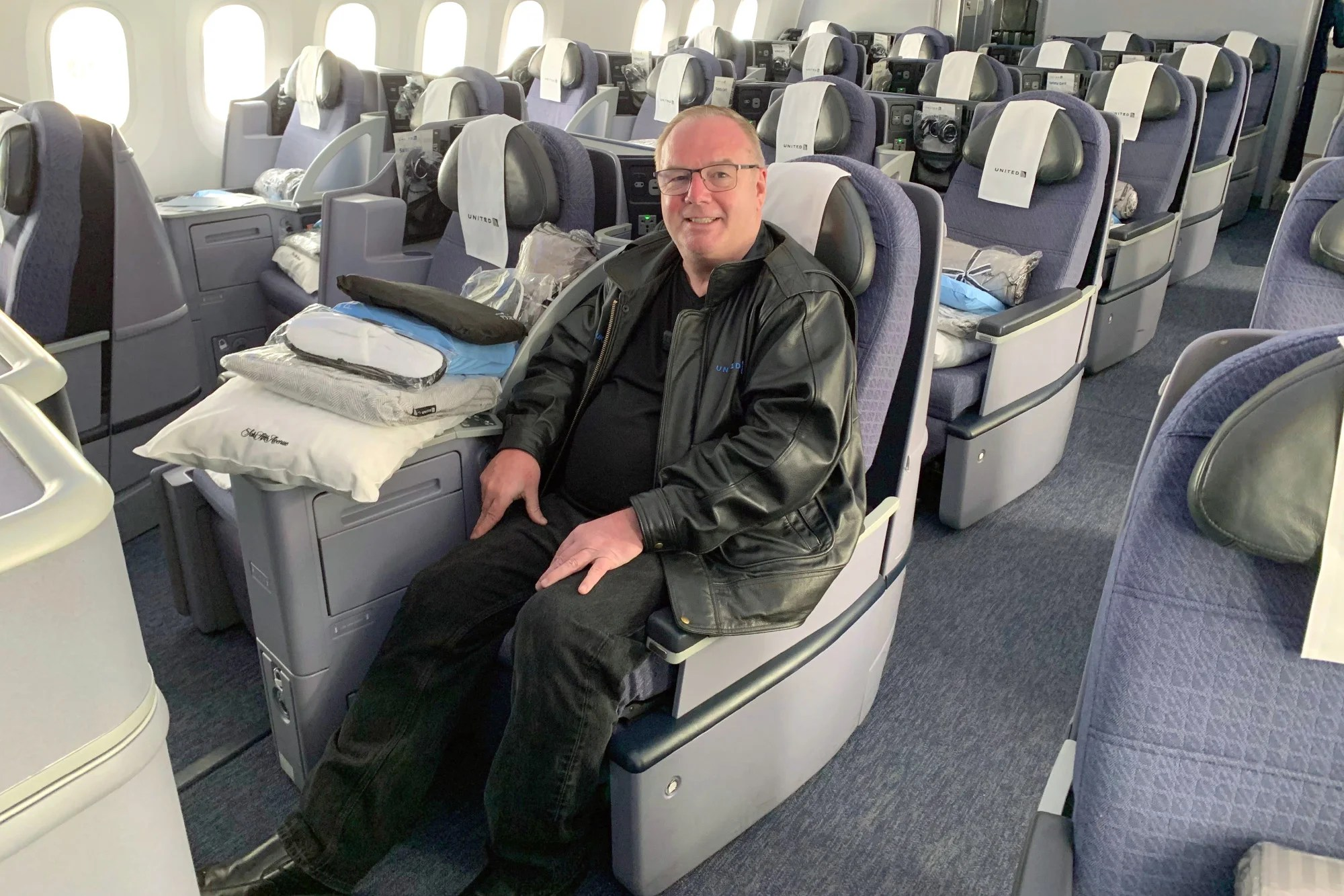 World's Most Frequent Flyer Beats 20-Million-Mile Record