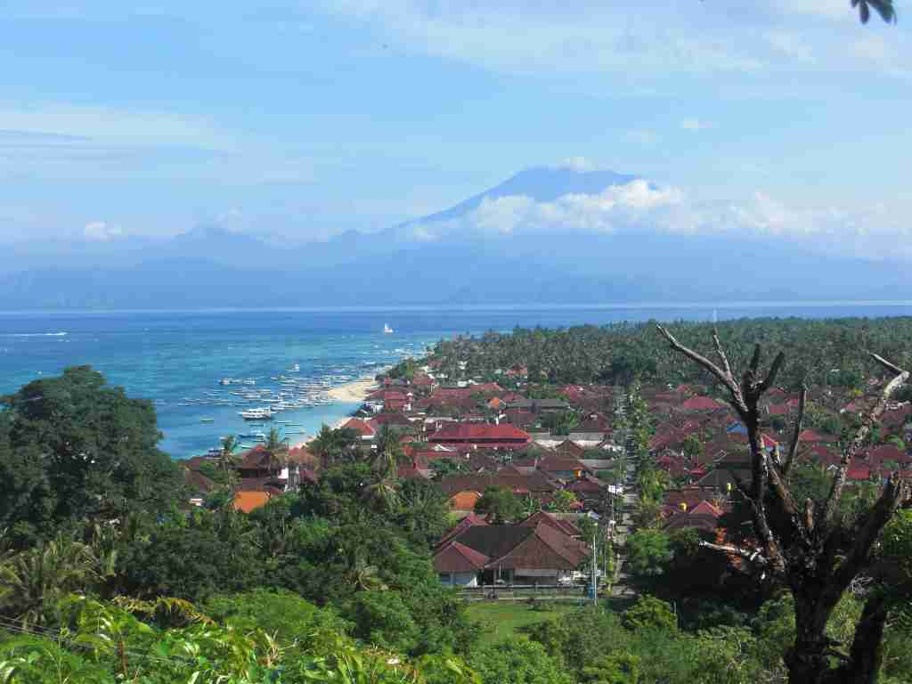 Accommodation in Indonesia ranges for budget backpacker to luxurious resorts (Photo by Elen Turner)