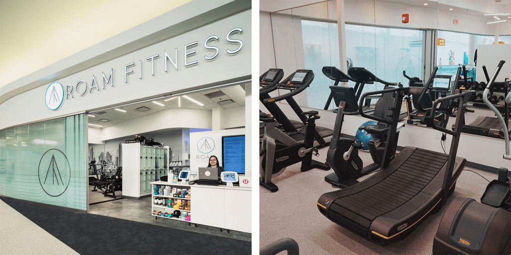 Airport Gyms Where You Can Squeeze In A Workout Before