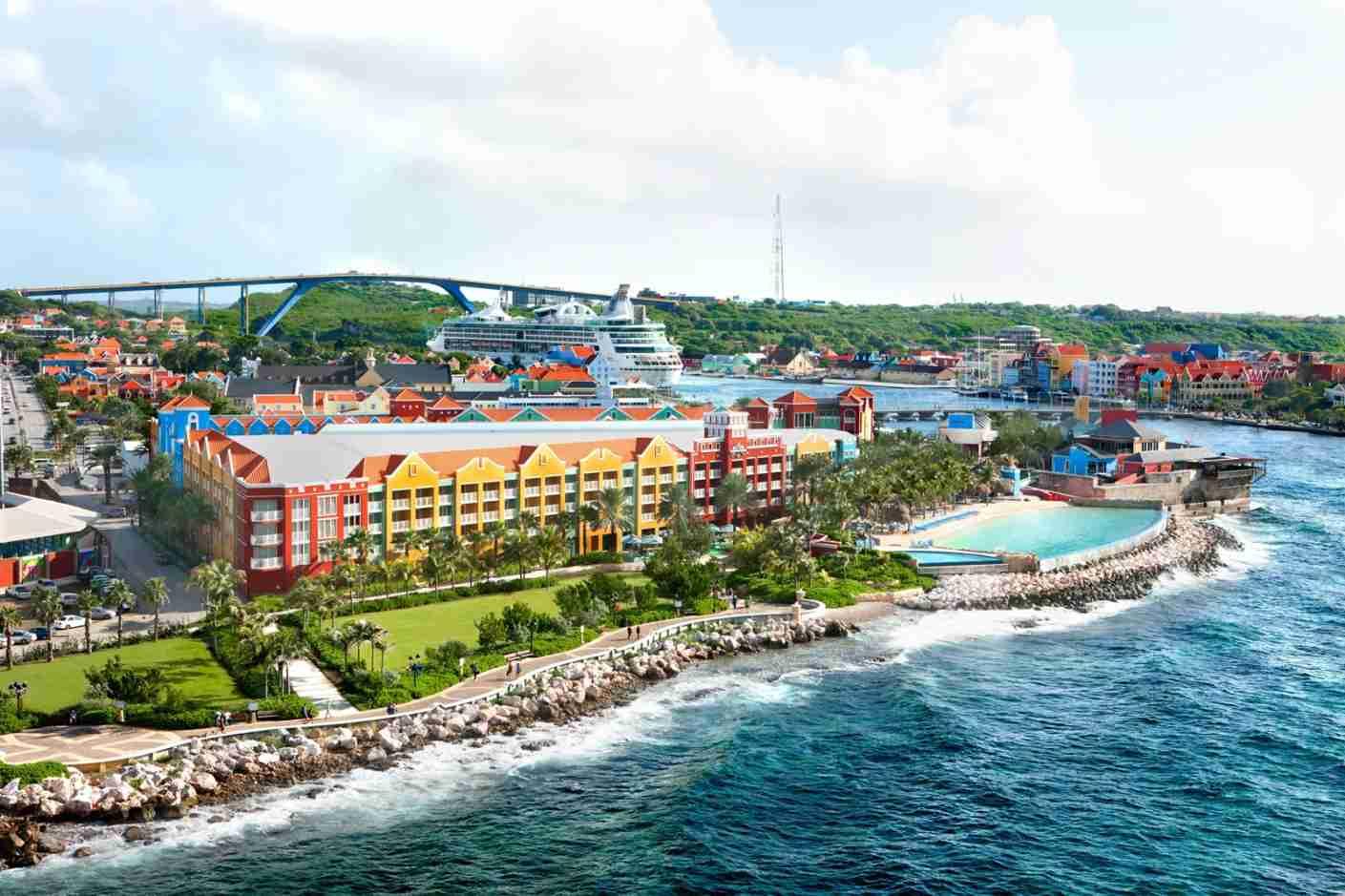 The RenaissanceCuraçao Resort and Casino. (Photo courtesy of The Renaissance)