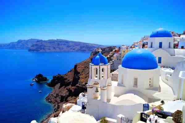 (Santorini, Greece. Photo by JeniFoto/Shutterstock)