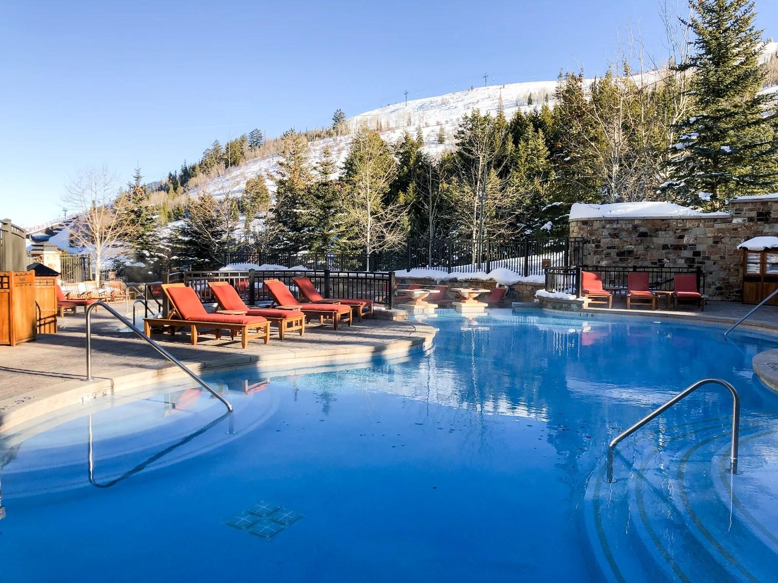 Ski-In Luxury: A Review of The St. Regis Deer Valley in Park City, Utah