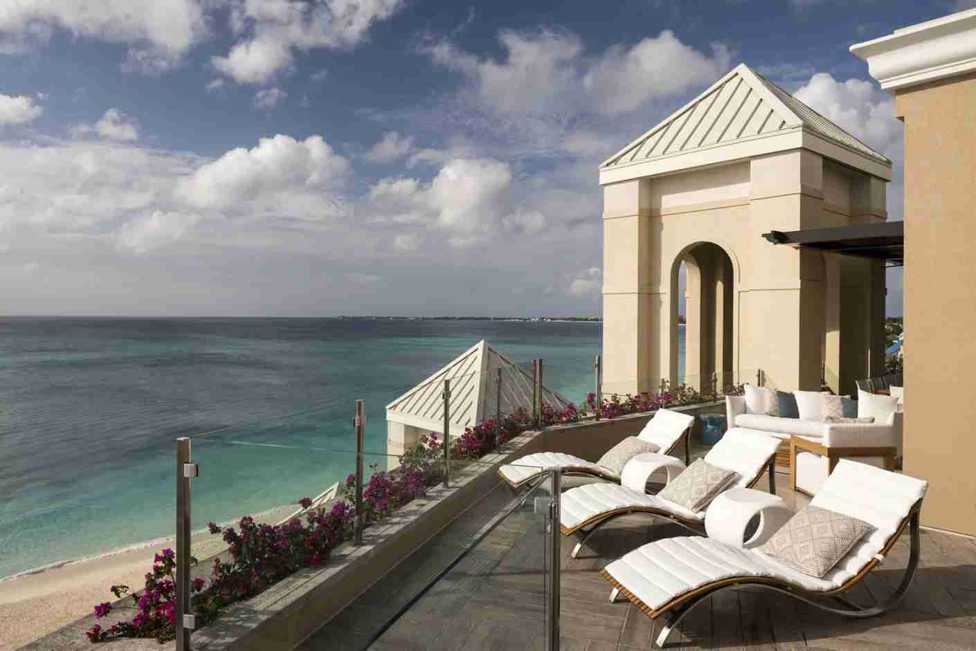 The Ritz-Carlton Grand Cayman. (Photo courtesy of Ritz-Carlton)