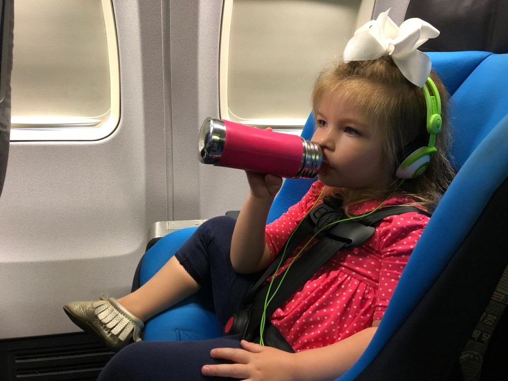 6 Things To Know When Flying With A Lap Infant