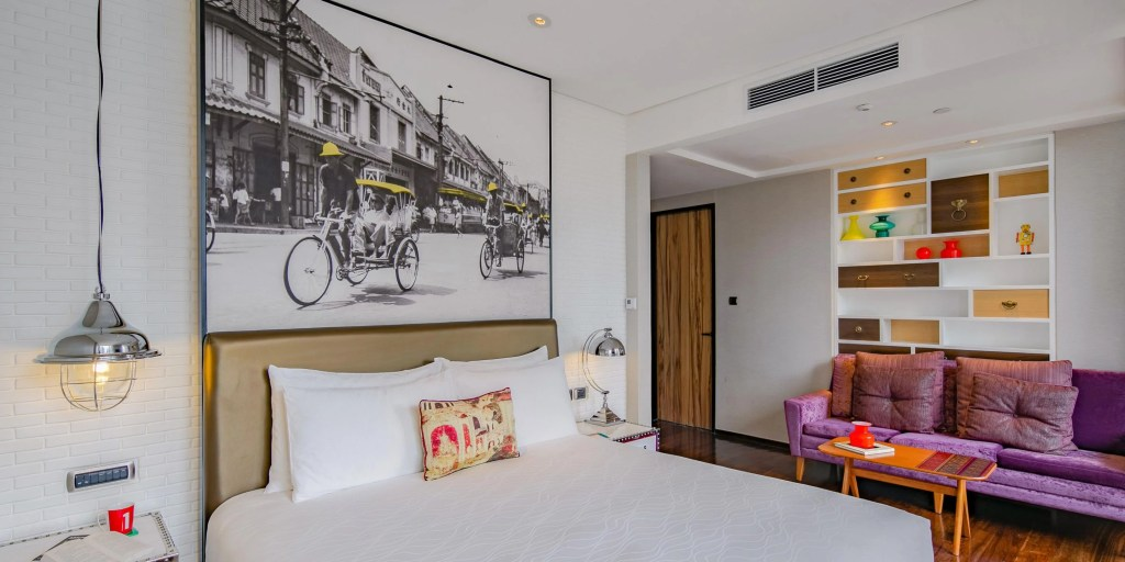 Image courtesy of Hotel Indigo Bangkok.