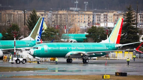FAA Identifies New Issue With 737 MAX