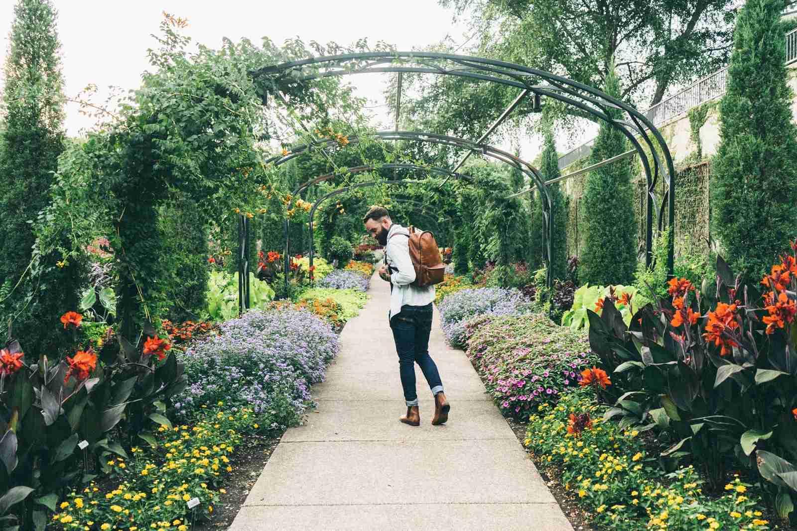 Cheekwood Art & Gardens in Nashville, TN. (Photo by Joshua Ness/Unsplash)