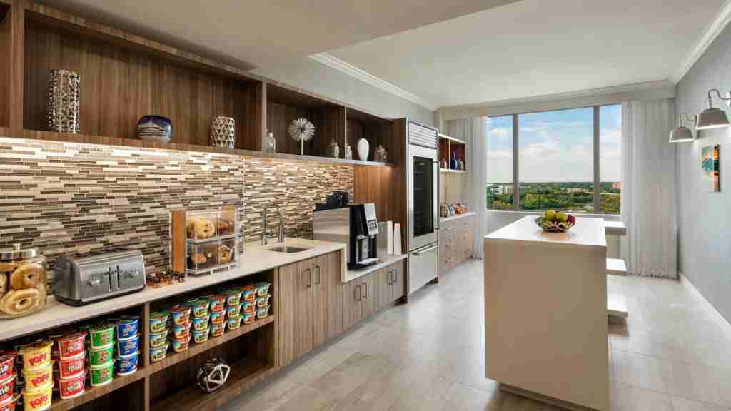 The Delta Pantry at the Richmond Downtown. (Photo courtesy of Marriott)
