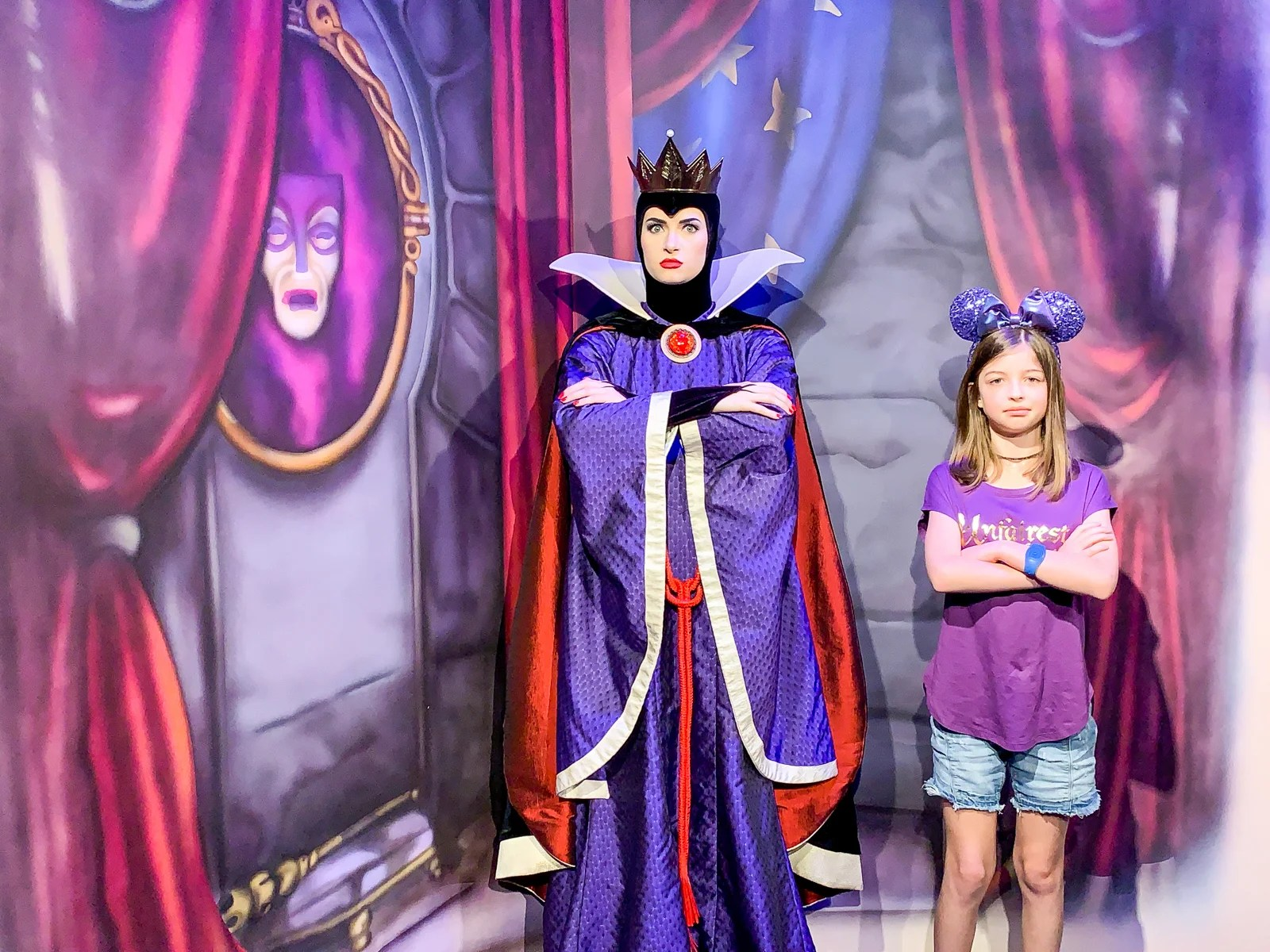 Newest Character Meal at Disney World: Dinner With Snow White and Evil Queen at Artist Point