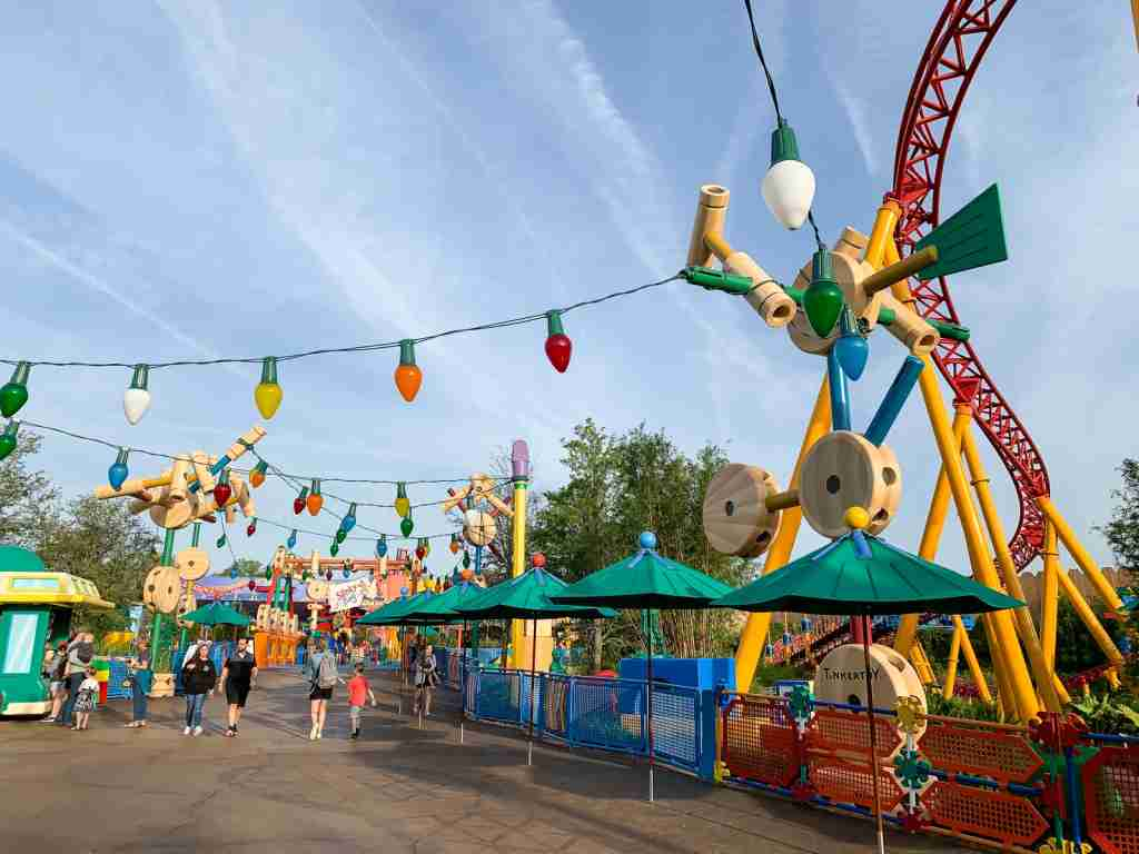 Toy Story Land (Summer Hull / The Points Guy)