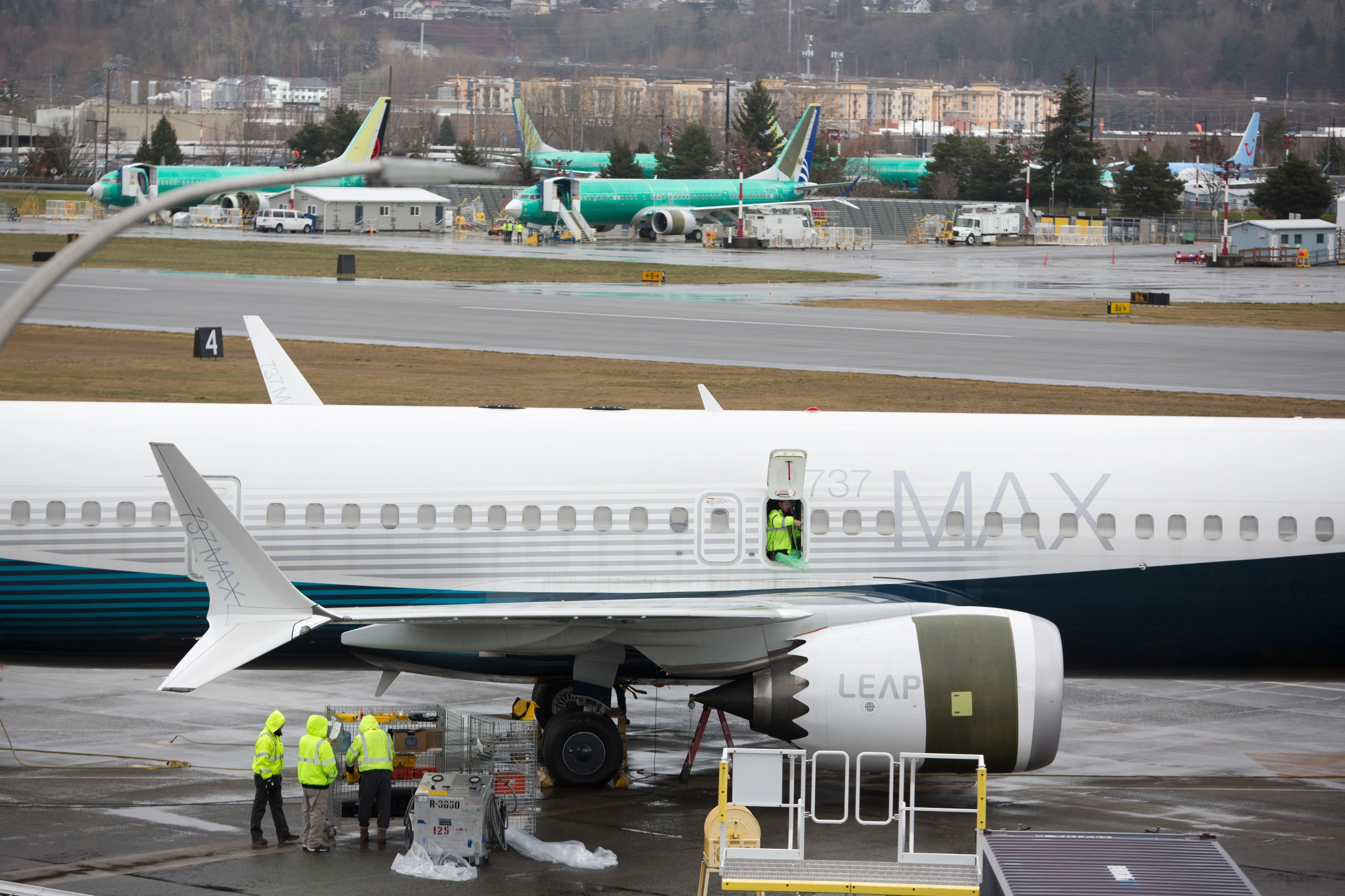 When Airlines Expect Boeing 737 MAX Service to Return