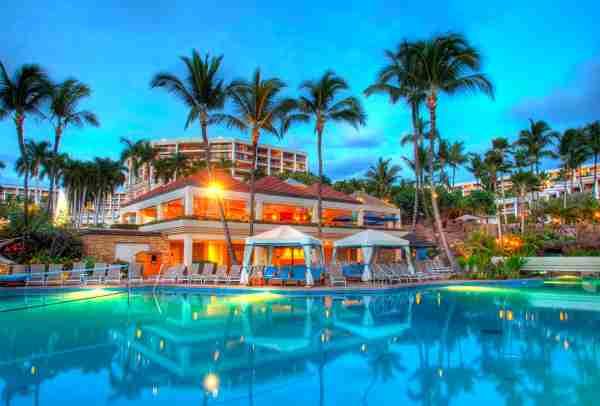 Grand Wailea A Waldorf Astoria Resort - The best ways to use credit card award-night certificates in Hawaii