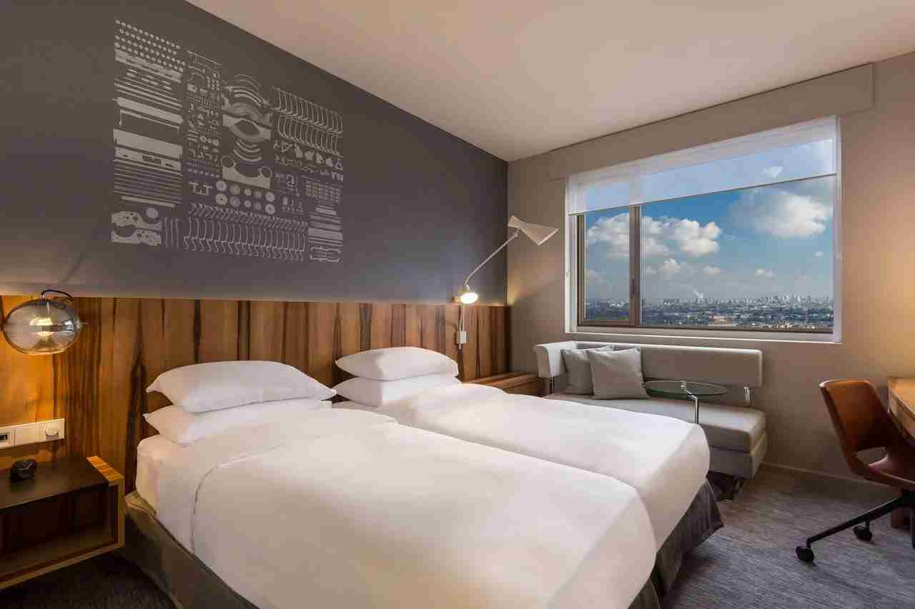 (Photo courtesy of Hyatt Regency Paris)