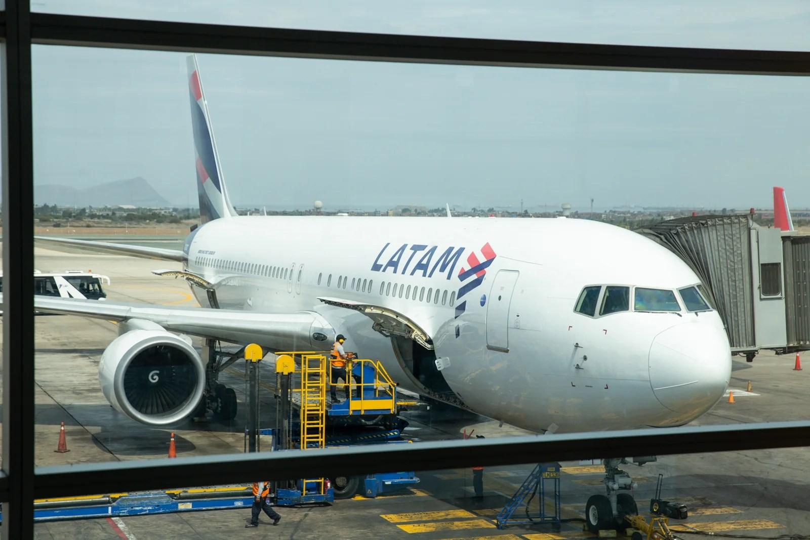 Resultado de imagen para latam argentina boeing 767