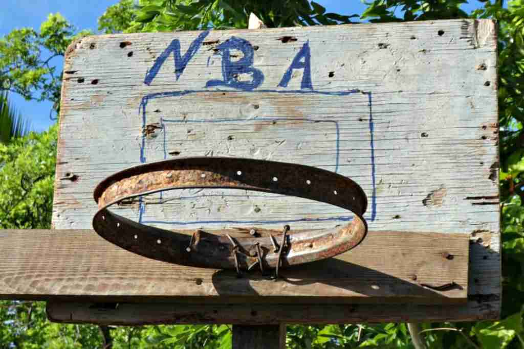NBA wishes: spotted in Puerto Plata, DR