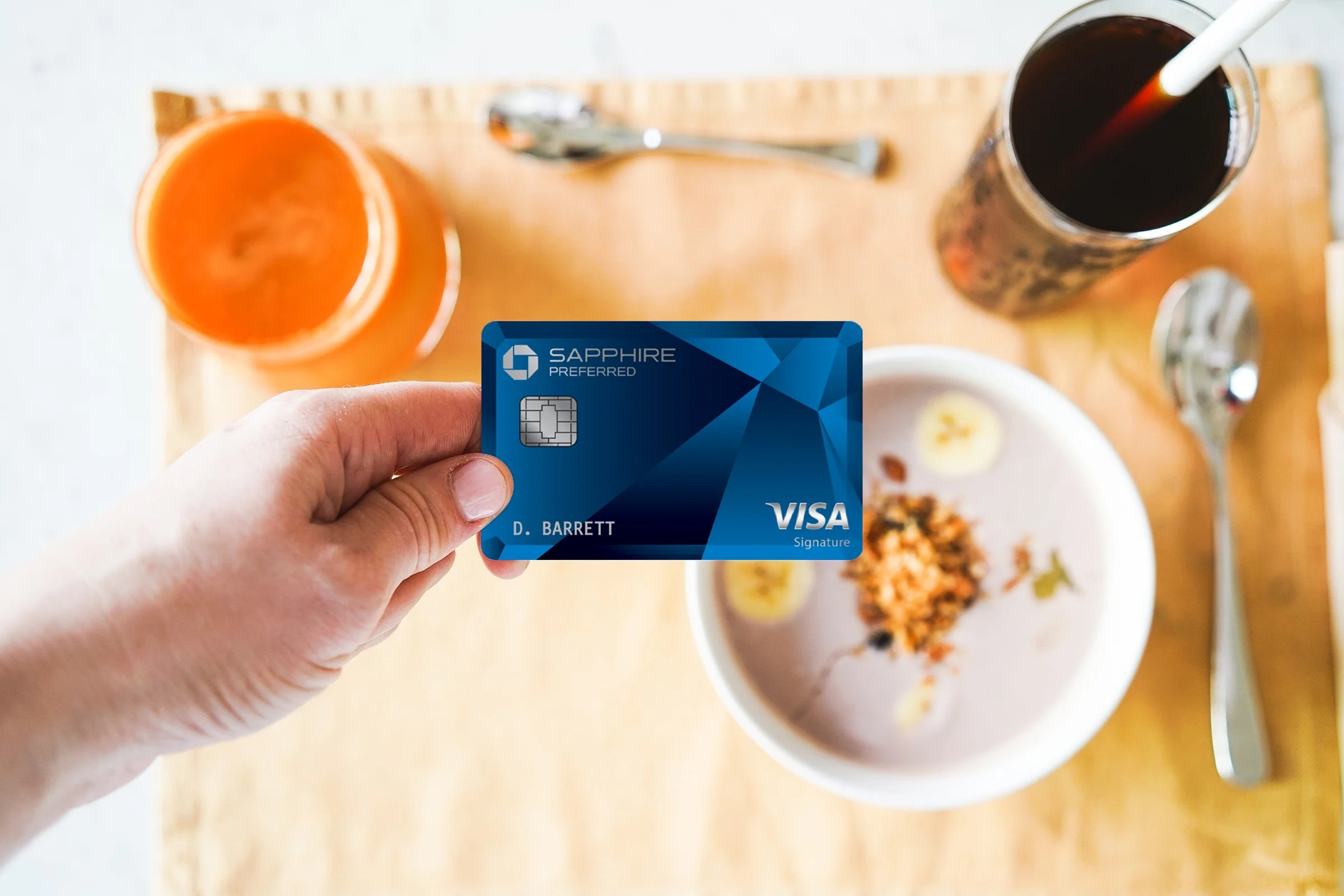Chase Sapphire Preferred Now Offering a 60k Bonus; Annual Fee No Longer Waived First Year