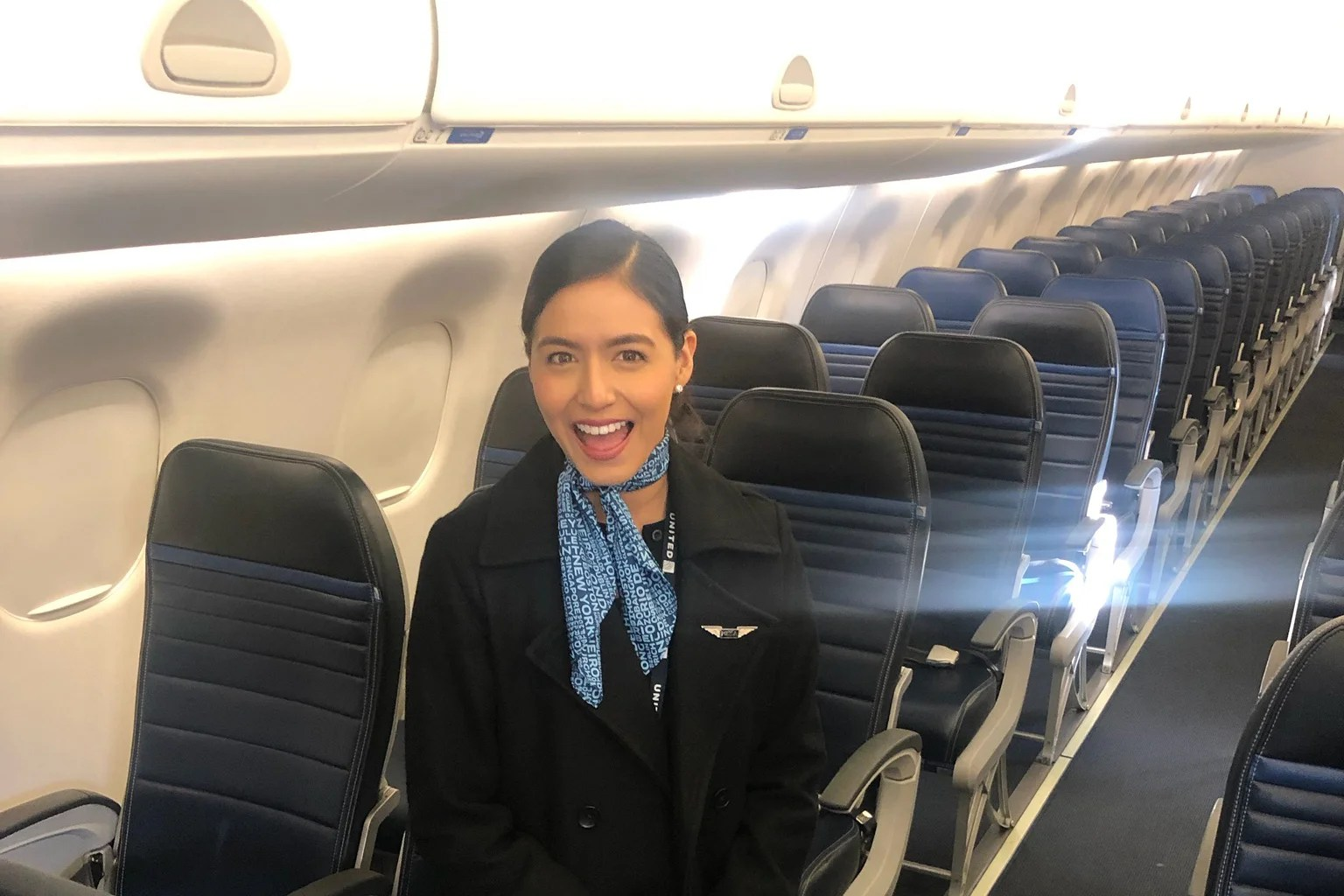 Mesa Airlines Flight Attendant Held by ICE Has Been Freed