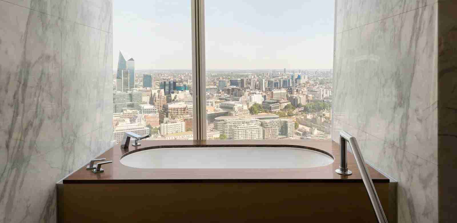 (Photo courtesy of the Shangri-La Hotel At The Shard London)