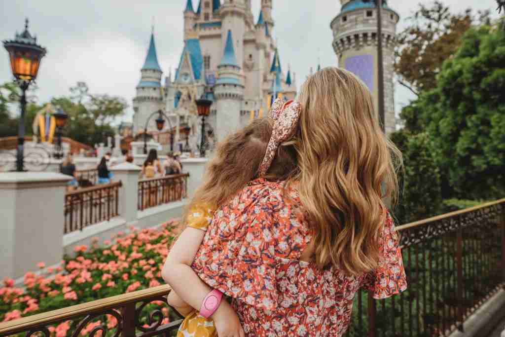 Share Disney with a friend or family member (Photo by Melissa Ann Photography)