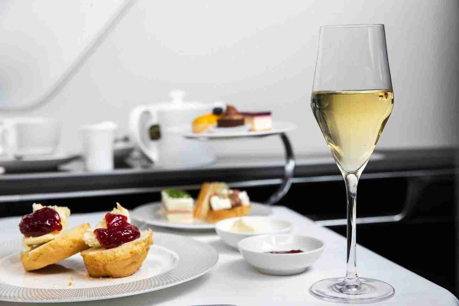British Airways First Class Image courtesy of British Airways