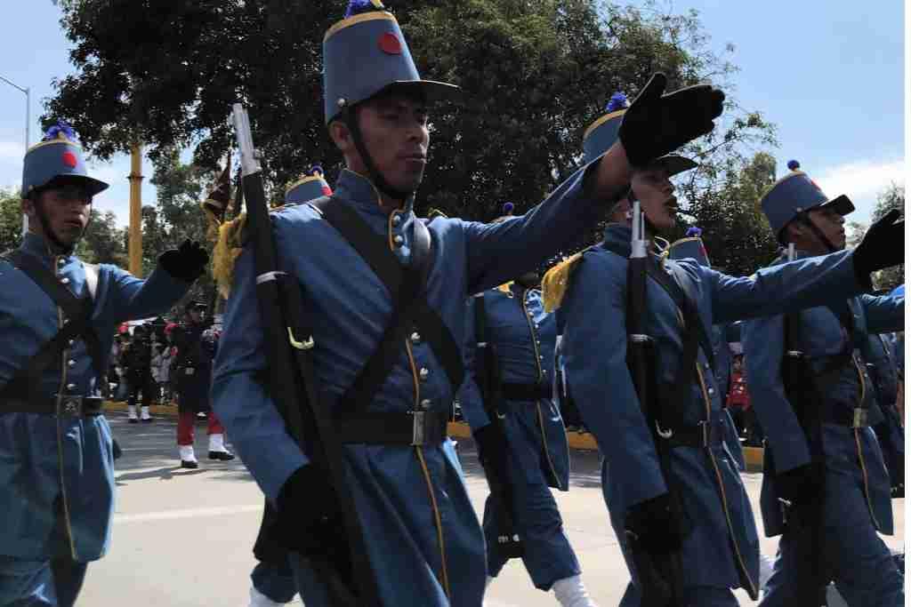 Puebla Cinco de Mayo Parade