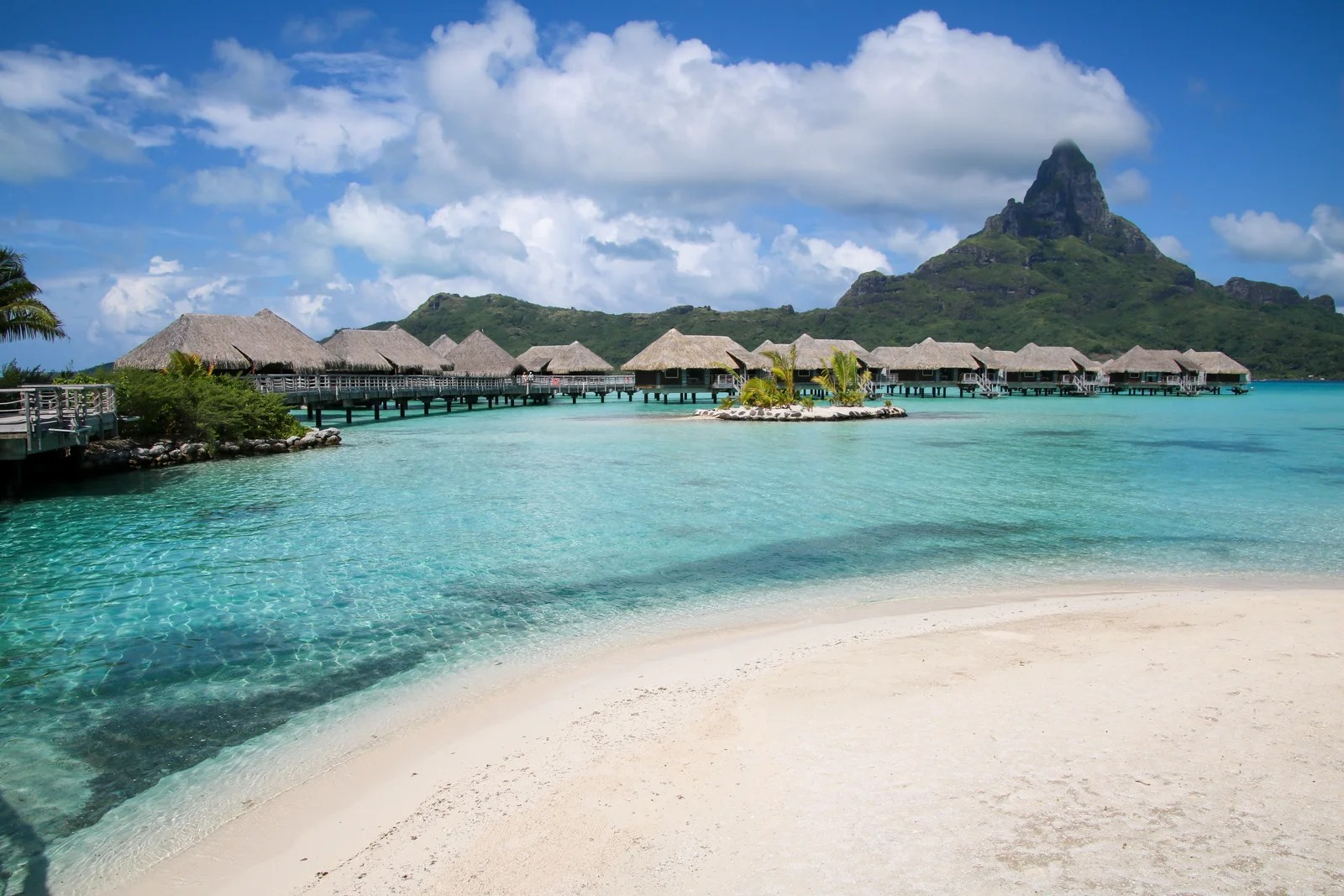 Review The Intercontinental Bora Bora Resort Thalasso Spa