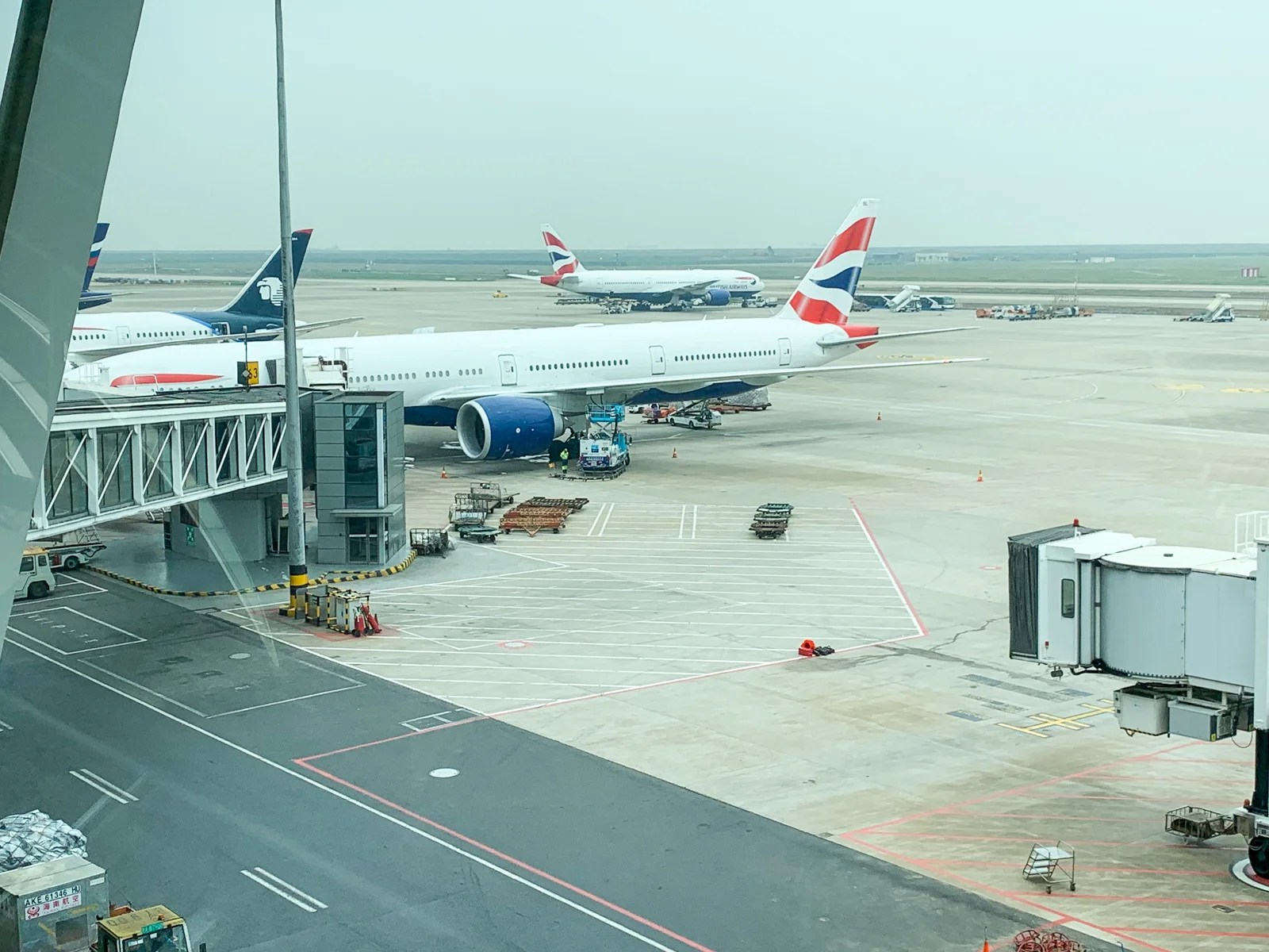 Review: British Airways First Class on the 777, PVG to LHRBritish Airways First Class 777 Bed