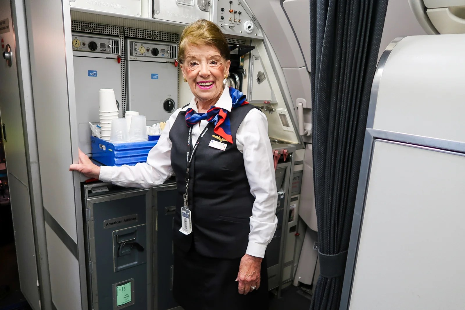 Not airplane flight attendantsnew
