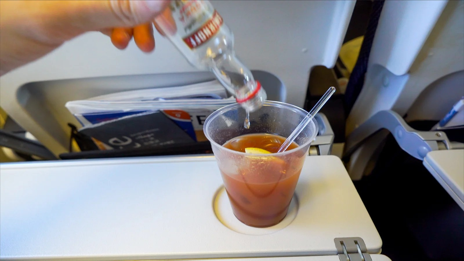 Why your credit card might not work for in-flight purchases in Europe