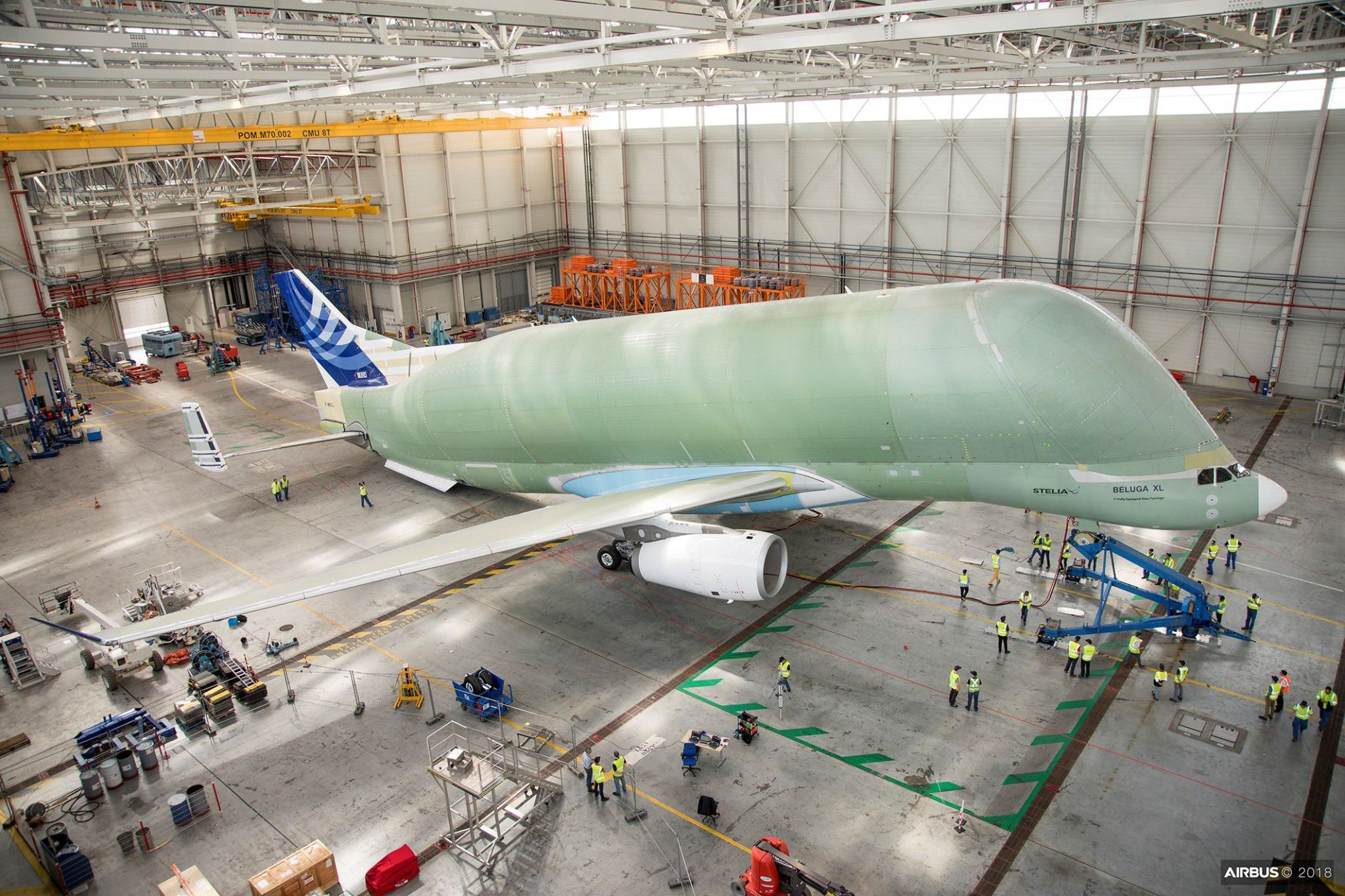 What Does It Take to Put a New Airplane Model in Service?