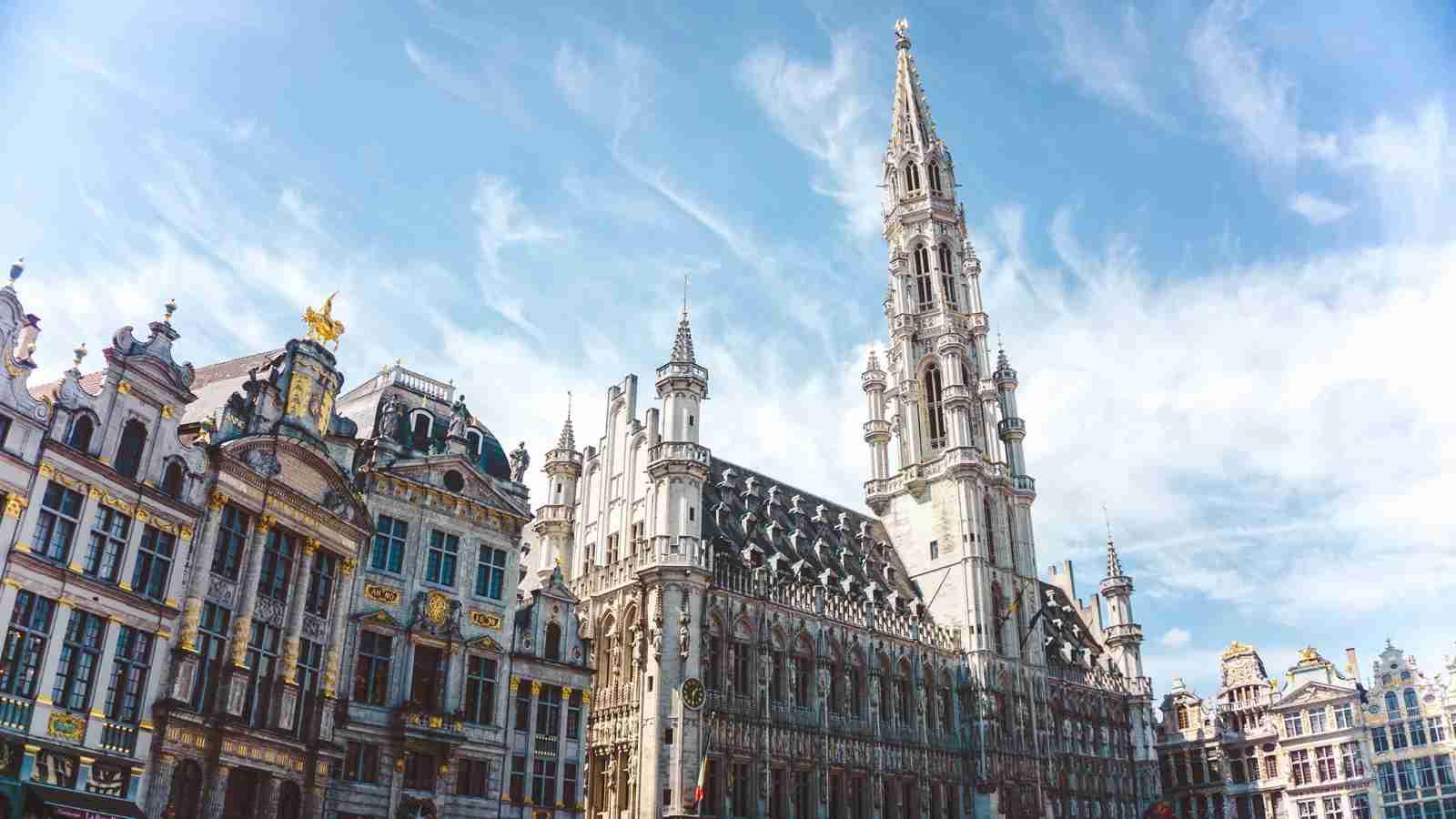 Brussels, Belgium. (Photo by Yeo Khee / Unsplash)